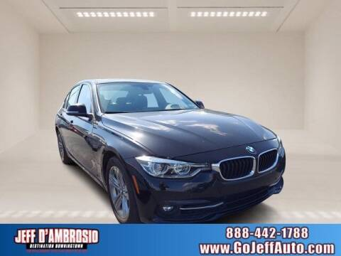 2016 BMW 3 Series for sale at Jeff D'Ambrosio Auto Group in Downingtown PA