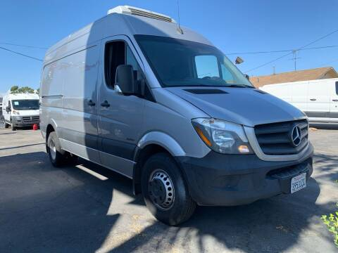 2016 Mercedes-Benz Sprinter Cargo for sale at Best Buy Quality Cars in Bellflower CA