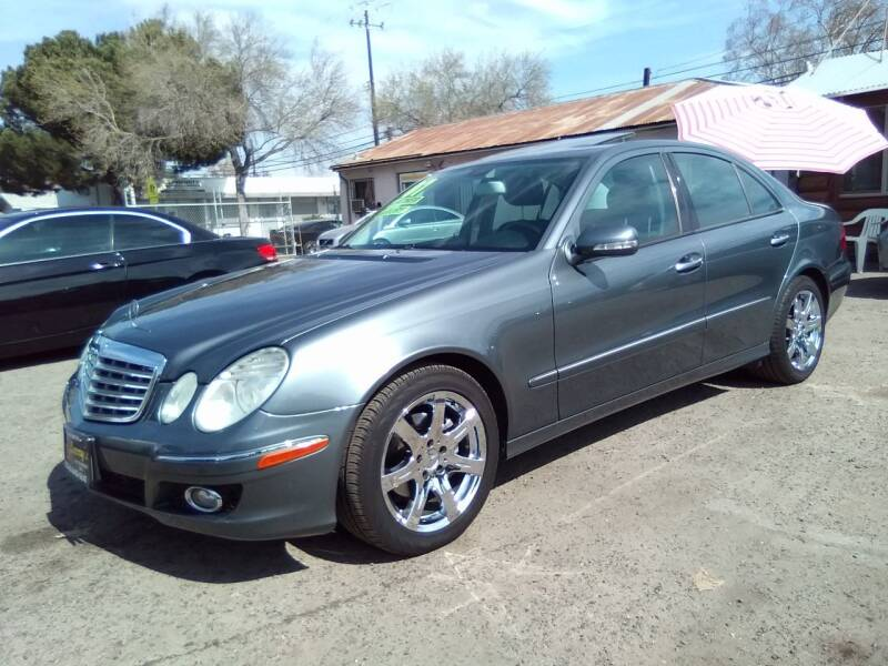 2007 Mercedes-Benz E-Class for sale at Larry's Auto Sales Inc. in Fresno CA