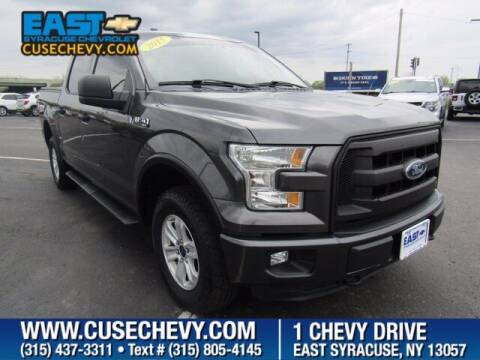 2015 Ford F-150 for sale at East Syracuse Performance Sales & Service in Syracuse NY
