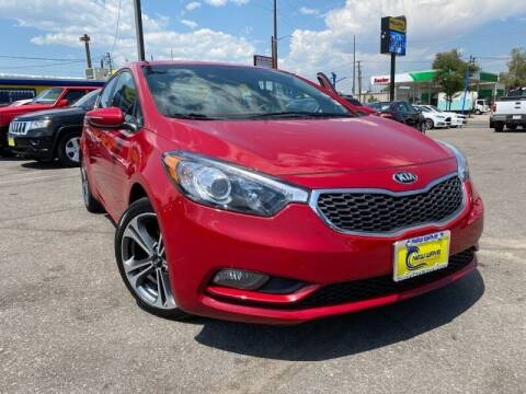 2015 Kia Forte for sale at New Wave Auto Brokers & Sales in Denver CO