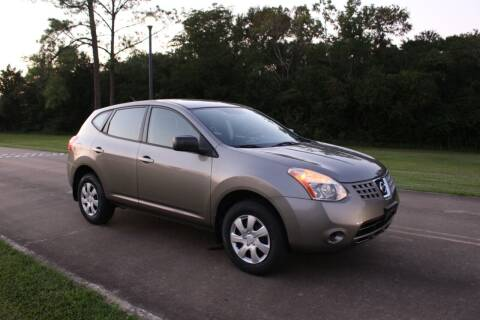 2009 Nissan Rogue for sale at Clear Lake Auto World in League City TX