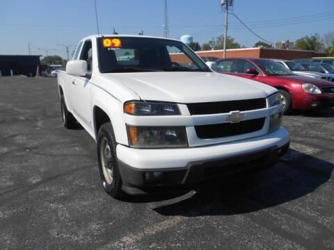 2009 Chevrolet Colorado for sale at Kansas City Motors in Kansas City MO