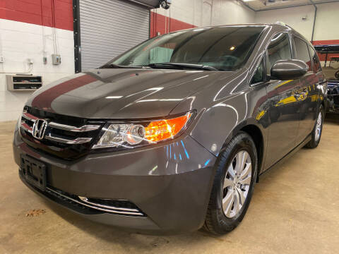 2016 Honda Odyssey for sale at Columbus Car Warehouse in Columbus OH