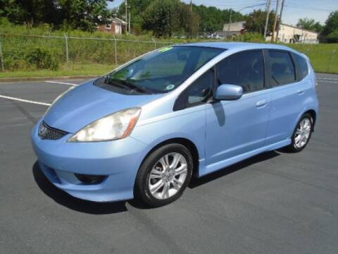 2009 Honda Fit for sale at Atlanta Auto Max in Norcross GA
