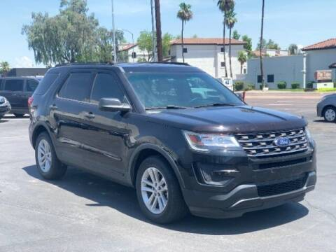 2016 Ford Explorer for sale at Brown & Brown Wholesale in Mesa AZ