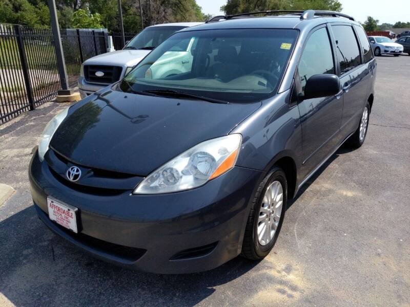 2008 Toyota Sienna for sale at Affordable Autos in Wichita KS