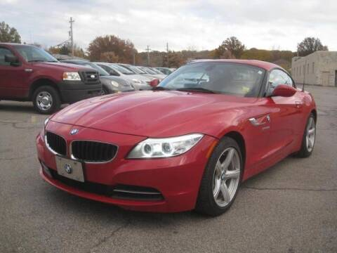 2014 BMW Z4 for sale at ELITE AUTOMOTIVE in Euclid OH