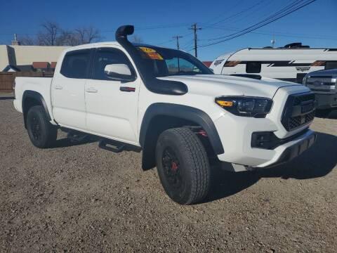 2019 Toyota Tacoma for sale at CHURCHILL AUTO SALES in Fallon NV