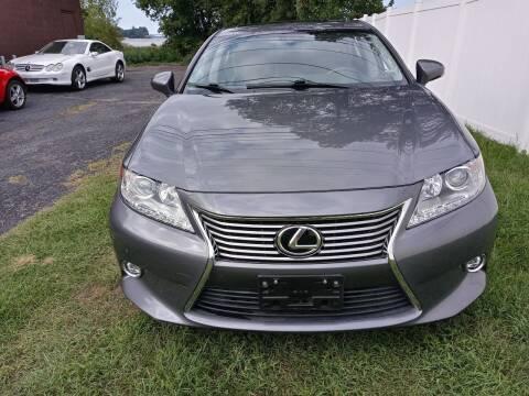 2015 Lexus ES 350 for sale at John Lombardo Enterprises Inc in Rochester NY