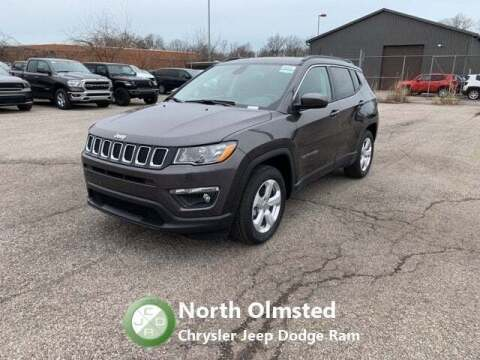 2020 Jeep Compass for sale at North Olmsted Chrysler Jeep Dodge Ram in North Olmsted OH