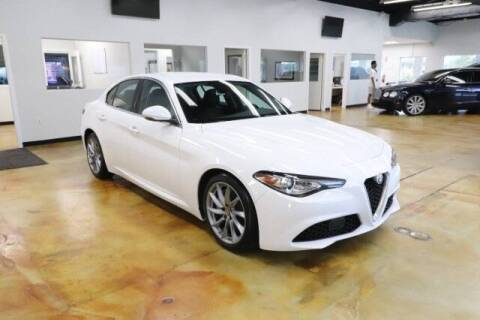 2017 Alfa Romeo Giulia for sale at RPT SALES & LEASING in Orlando FL