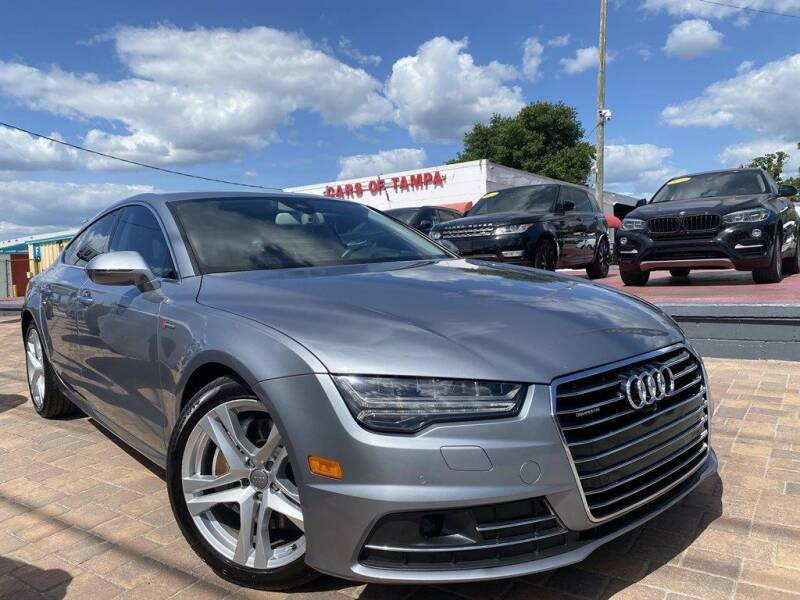 2018 Audi A7 for sale at Cars of Tampa in Tampa FL