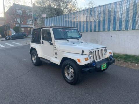 1999 Jeep Wrangler for sale at Sylhet Motors in Jamacia NY