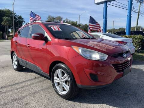2012 Hyundai Tucson for sale at AUTO PROVIDER in Fort Lauderdale FL