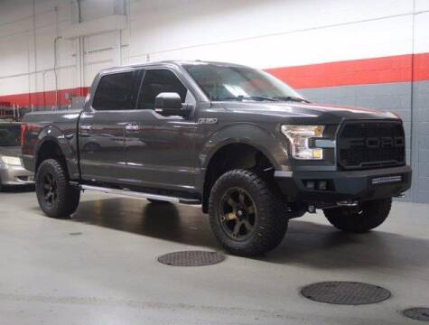2016 Ford F-150 for sale at CU Carfinders in Norcross GA