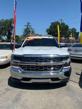 2016 Chevrolet Silverado 1500 for sale at Victory Auto Sales in Stockton CA