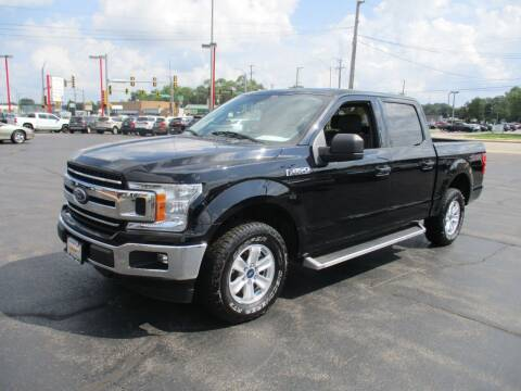 2018 Ford F-150 for sale at Windsor Auto Sales in Loves Park IL
