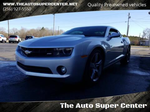 2012 Chevrolet Camaro for sale at The Auto Super Center in Centre AL