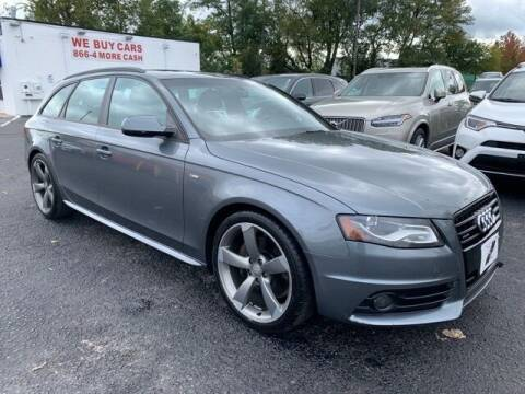 2012 Audi A4 for sale at Hi-Lo Auto Sales in Frederick MD