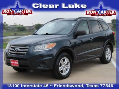 2012 Hyundai Santa Fe for sale at Ron Carter  Clear Lake Used Cars in Houston TX