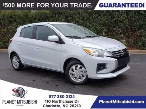 2021 Mitsubishi Mirage for sale at Planet Automotive Group in Charlotte NC
