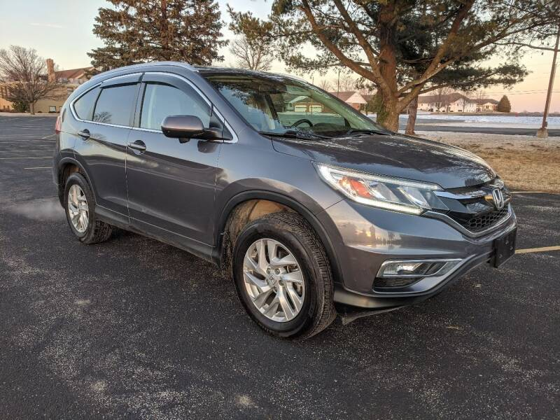 2016 Honda CR-V for sale at Tremont Car Connection in Tremont IL