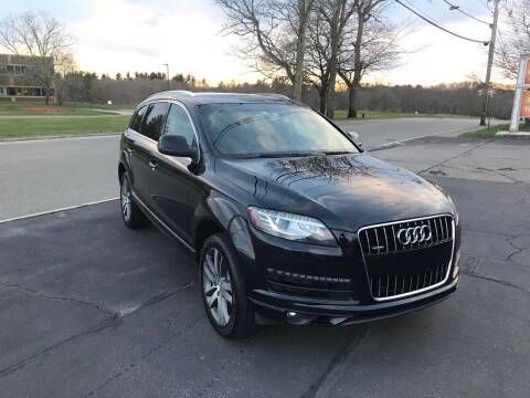 2010 Audi Q7 for sale at Lux Car Sales in South Easton MA
