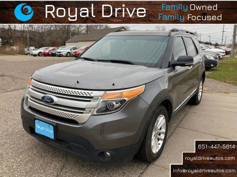 2011 Ford Explorer for sale at Royal Drive in Newport MN