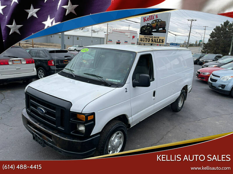 2012 Ford E-Series Cargo for sale at Kellis Auto Sales in Columbus OH