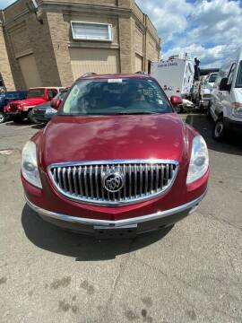 2011 Buick Enclave for sale at AR's Used Car Sales LLC in Danbury CT
