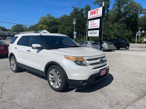 2011 Ford Explorer for sale at H4T Auto in Toledo OH