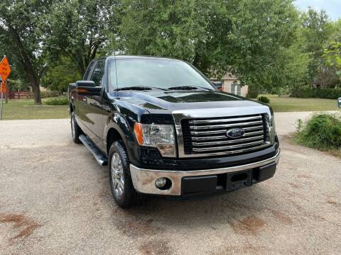 2012 Ford F-150 for sale at CARWIN MOTORS in Katy TX