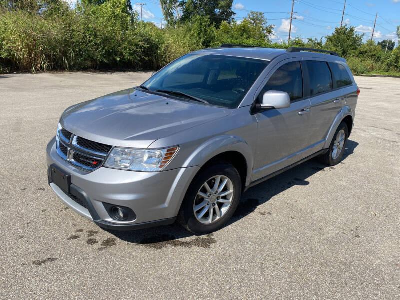 2017 Dodge Journey for sale at Mr. Auto in Hamilton OH