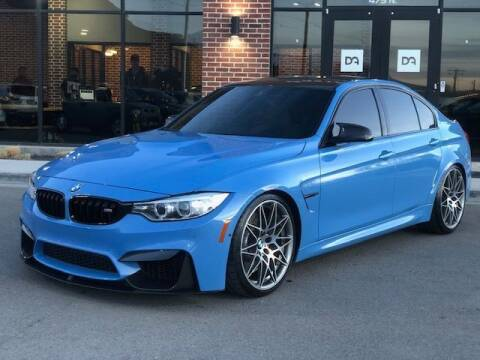 2017 BMW M3 for sale at Dastrup Auto in Lindon UT
