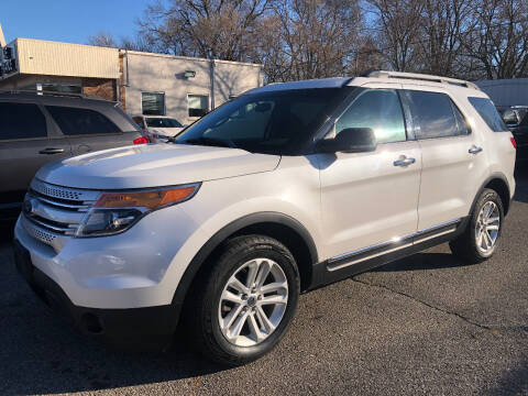 2011 Ford Explorer for sale at SKY AUTO SALES in Detroit MI
