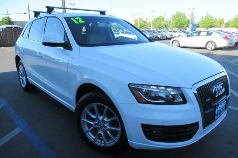 2012 Audi Q5 for sale at Choice Auto & Truck in Sacramento CA