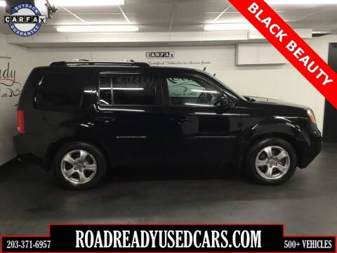 2015 Honda Pilot for sale at Road Ready Used Cars in Ansonia CT