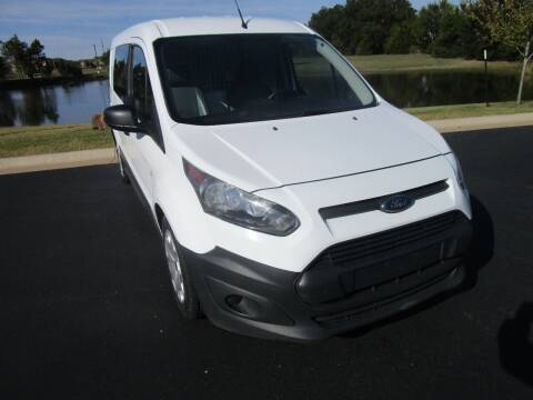 2017 Ford Transit Connect Cargo for sale at Oklahoma Trucks Direct in Norman OK