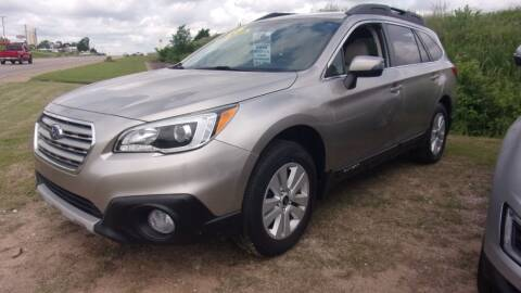 2015 Subaru Outback for sale at 6 D's Auto Sales MANNFORD in Mannford OK