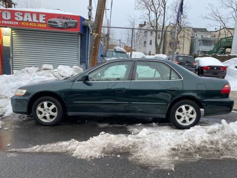 2000 Honda Accord for sale at G1 Auto Sales in Paterson NJ