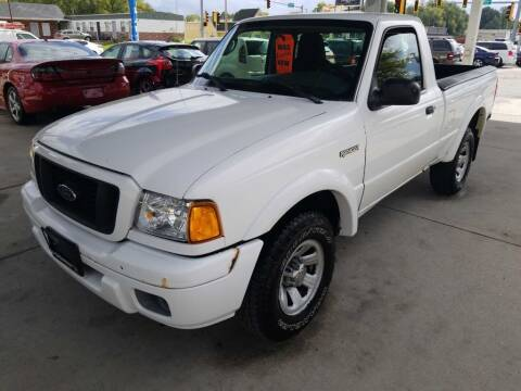 2004 Ford Ranger for sale at SpringField Select Autos in Springfield IL