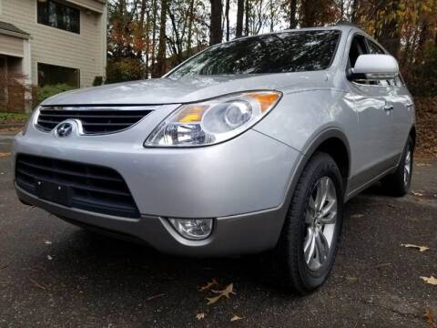 2012 Hyundai Veracruz for sale at Southern Auto Solutions in Marietta GA