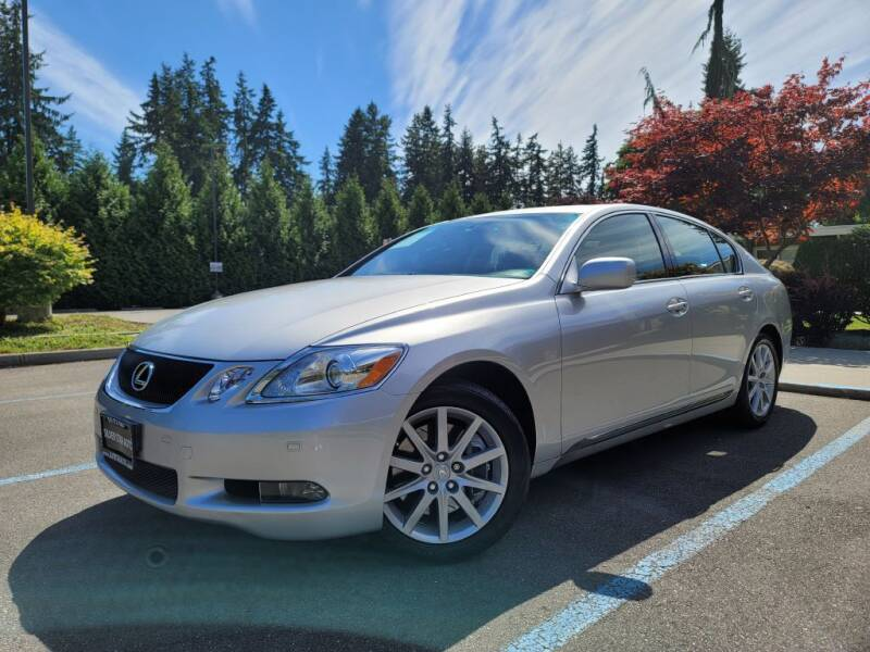 2007 Lexus GS 350 for sale at Silver Star Auto in Lynnwood WA