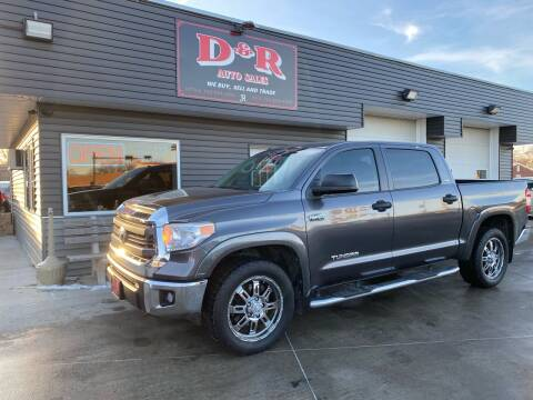 2015 Toyota Tundra for sale at D & R Auto Sales in South Sioux City NE