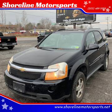 2009 Chevrolet Equinox for sale at Shoreline Motorsports in Waterbury CT