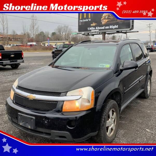 2009 Chevrolet Equinox for sale at Shoreline Motorsports in Waterbury CT