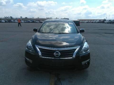 2015 Nissan Altima for sale at NORTH CHICAGO MOTORS INC in North Chicago IL
