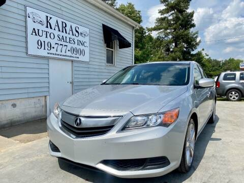 2014 Acura ILX for sale at Karas Auto Sales Inc. in Sanford NC