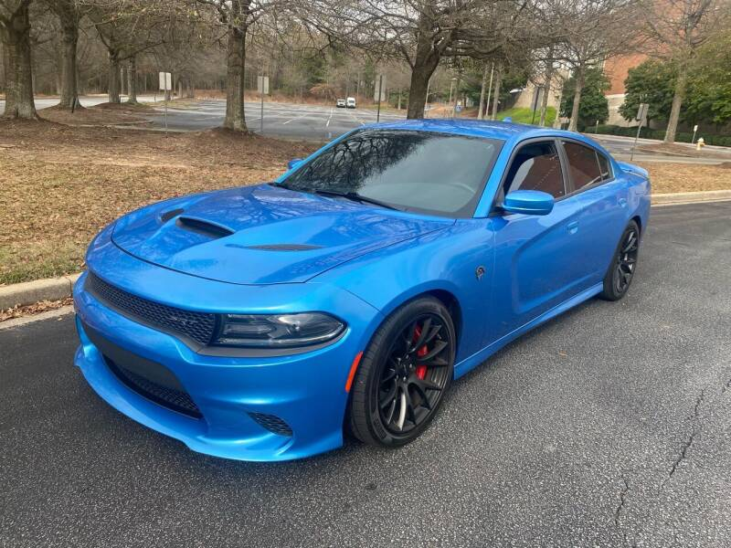 2015 Dodge Charger for sale at Import Auto Mall in Greenville SC